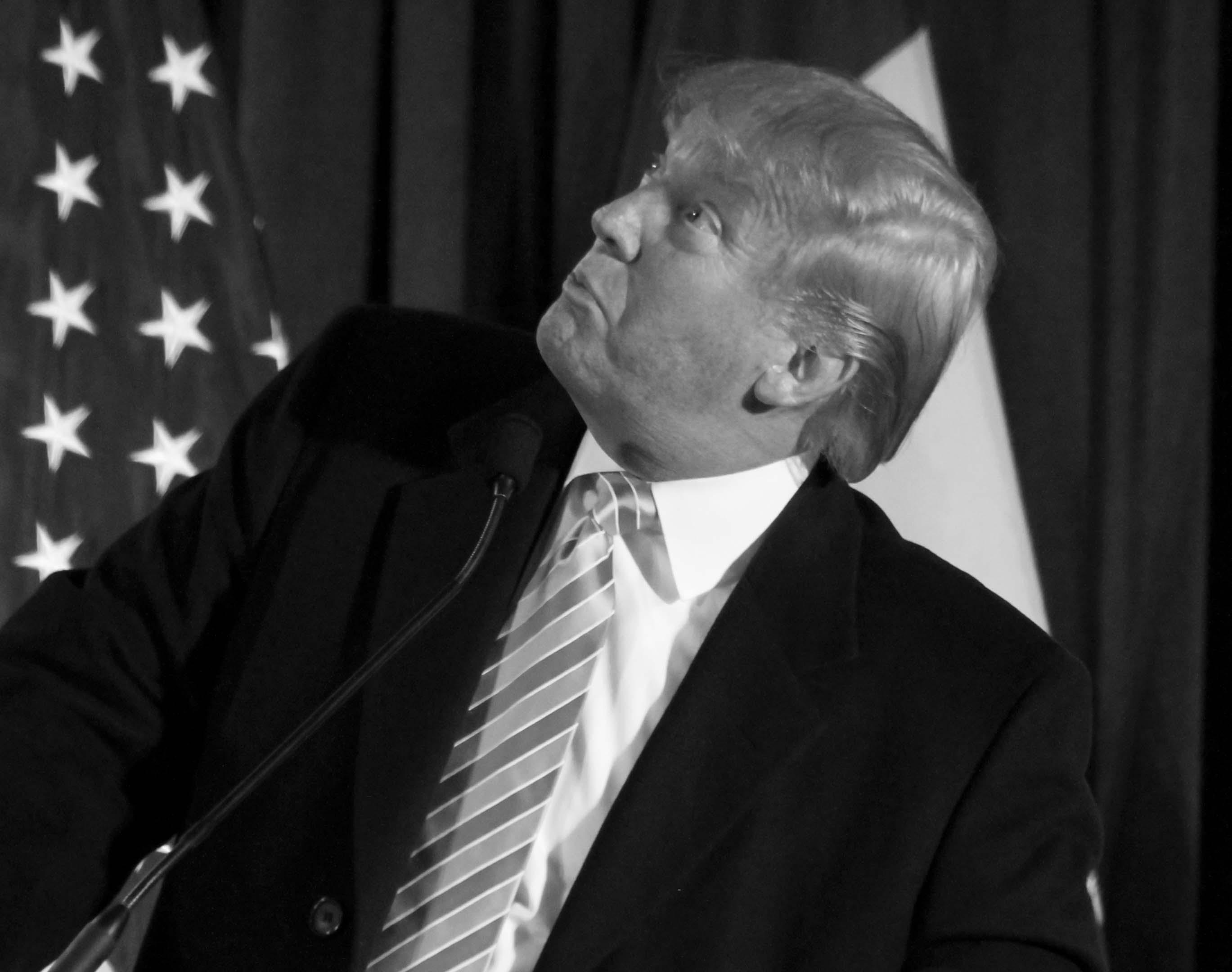Trump in Ames