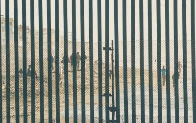 US - Mexico Border Fence